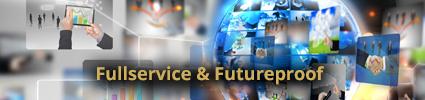 fullservice & futureproof